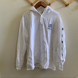 Yacht Club Hawai'i light jacket windbreaker xl